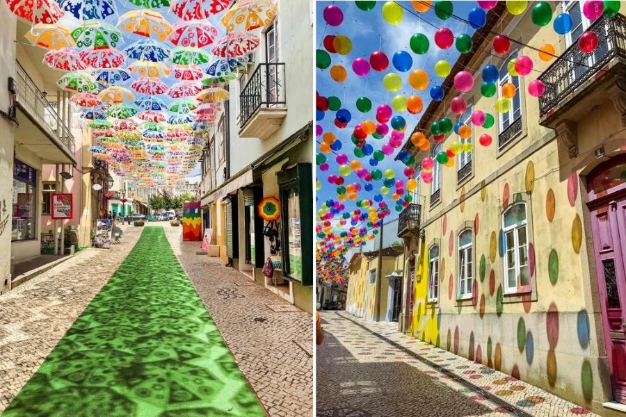 agueda portugal à voir