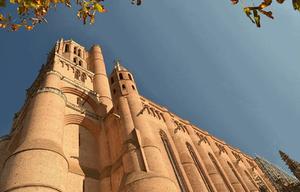 Cathédrale d'Albi Monument historique France