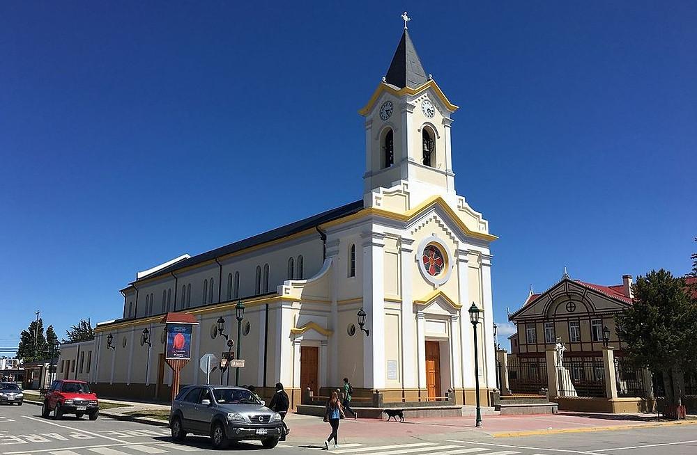 puerto natales Eglise Maria Auxiliadora