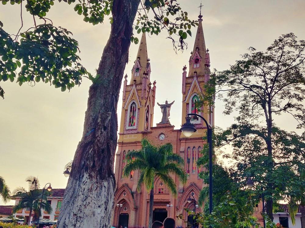 Marsella colombie Iglesia María Inmaculada