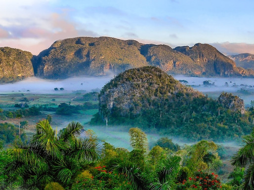 Les Mogotes de la Vallée de Viñales, Cuba