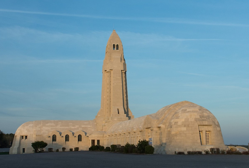 que visiter france Verdun