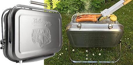 barbecue de voyage gadget