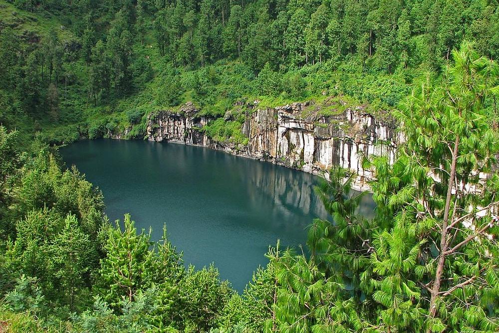 Lac tritriva madagascar