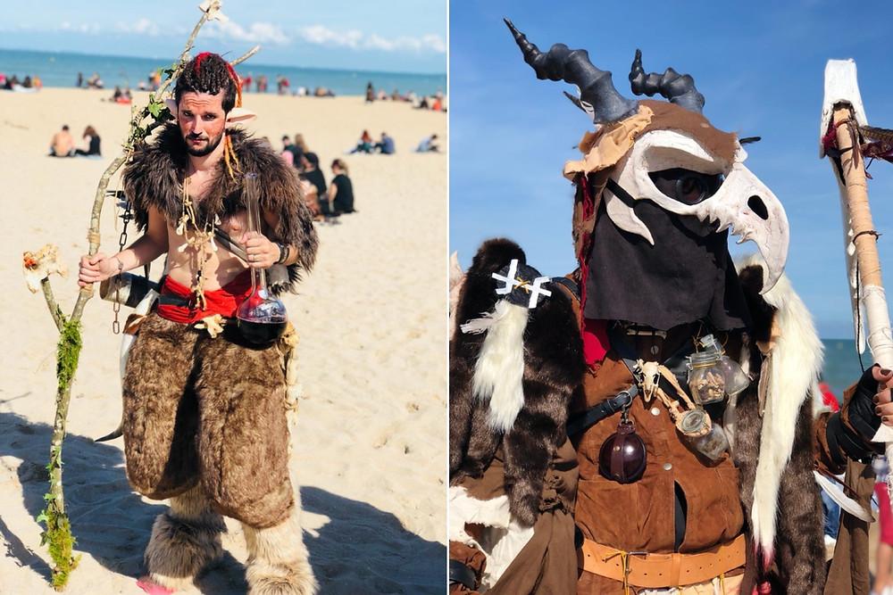 Festival médiéval Cidre et dragon Normandie