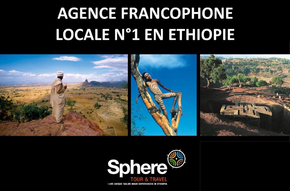 MEILLEURE agence de voyage locale ethiopie francophone