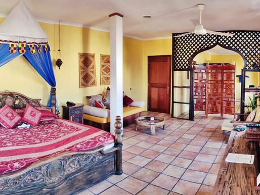 Le Zanzibar Palace hôtel de Stone Town