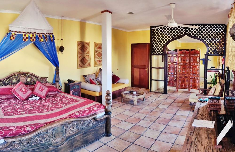 Zanzibar Palace hotel stone town