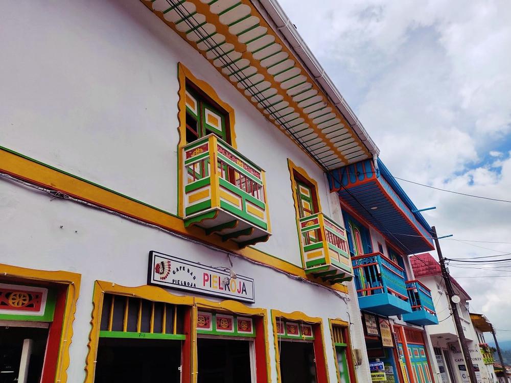 Café Filandia Colombie
