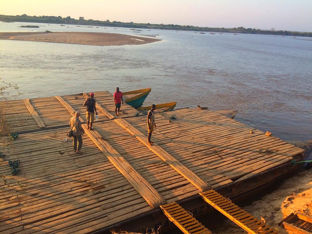Tsimafana à Belo sur Tsiribihina