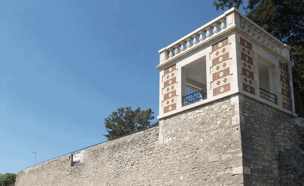 pavillon des bords de Loire Beaugency