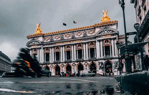 Palais Garnier et musée de l'Opéra de Paris