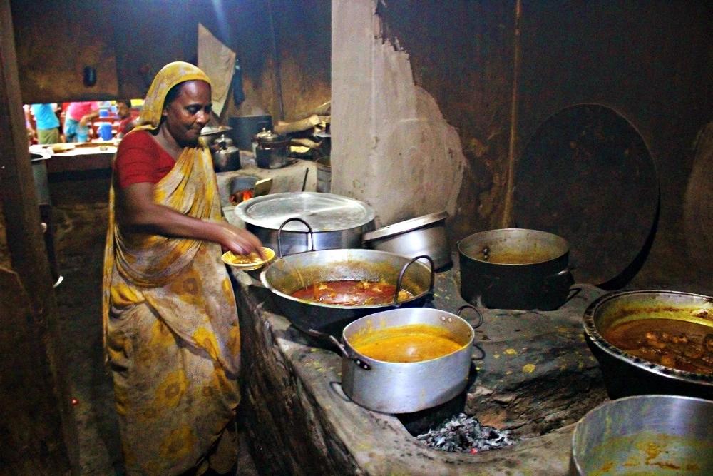 cuisinière Mongla Bangladesh