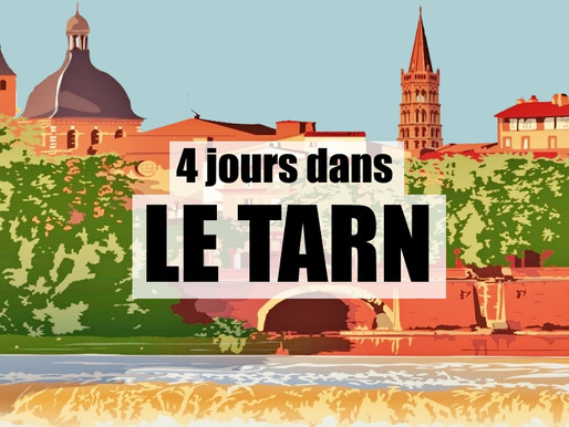 Séjour dans le Tarn en Occitanie