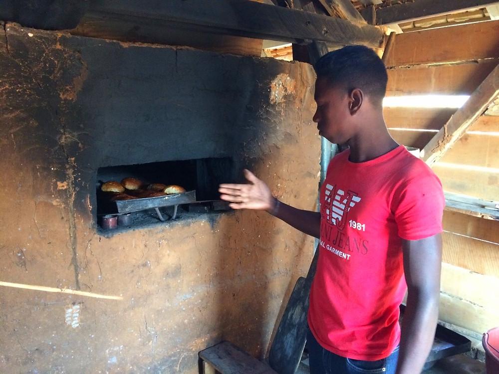 boulanger Tsaravahiny de Mangily