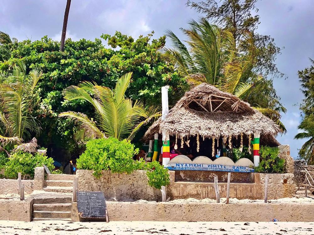 reggae bar jambiani
