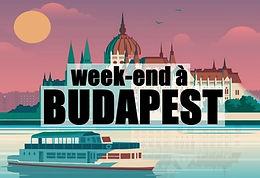 Week end à Budapest