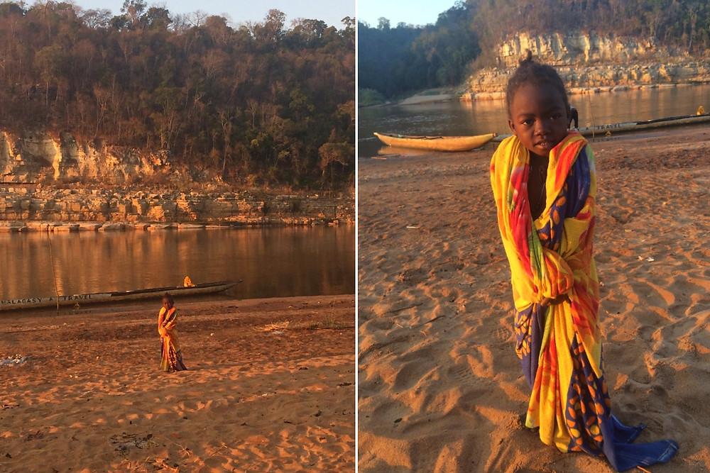réveil sur la Tsiribihina