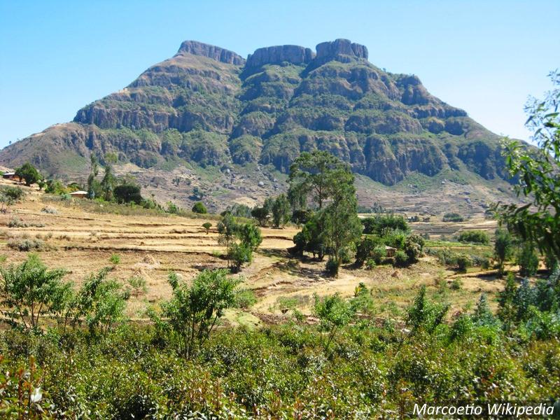 montagne Kundudo