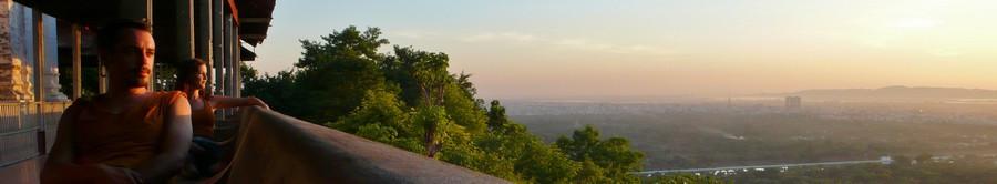 Mandalay Hills Birmanie