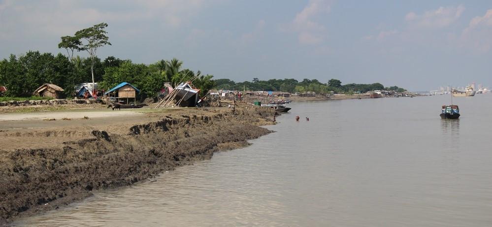 Sundarbans au Bangladesh