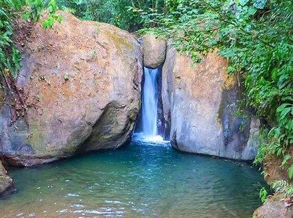 Road Trip Costa Rica Cascade