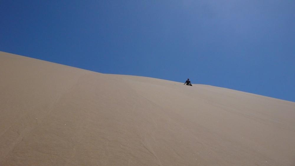 sandwich harbour 4x4 dunes namibie