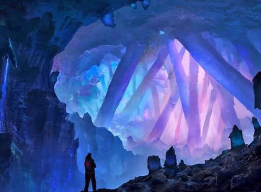 La caverne de cristal de la Mine Naïca au Mexique