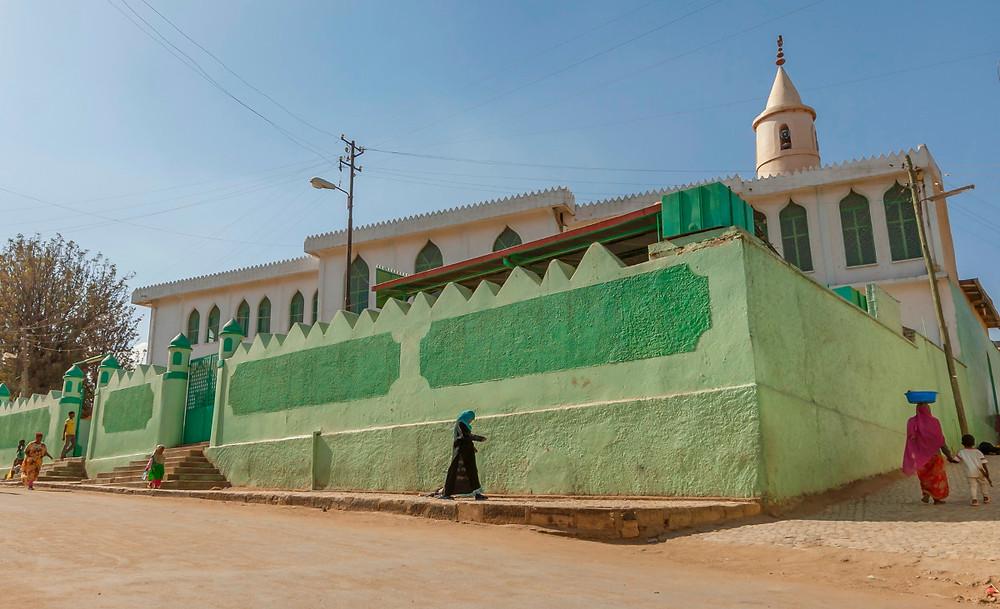 mosquée harar