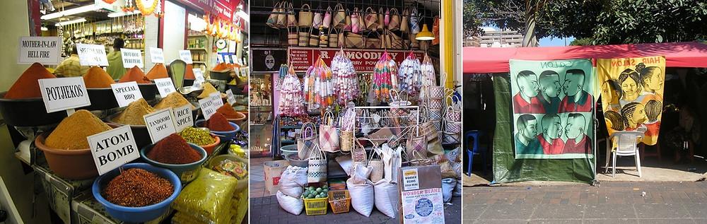 rues de durban vendeurs