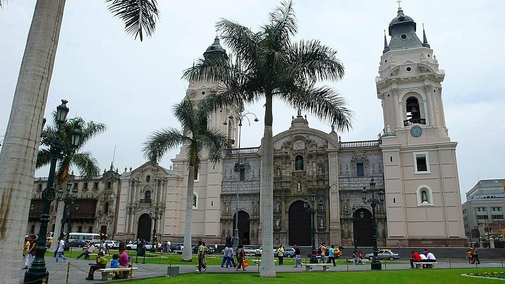 Place Mayor Lima Pérou