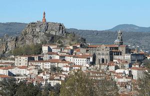 cathédrale du Puy-en-Velay Monument historique France