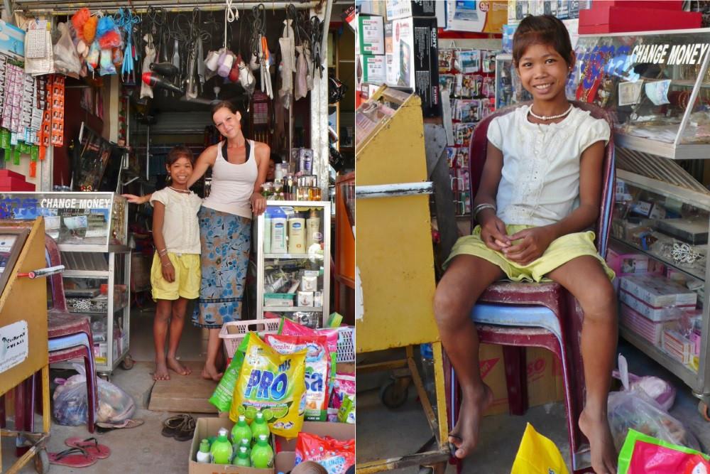 commerce Kratie Cambodge
