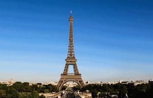 Tour Eiffel Monument historique France
