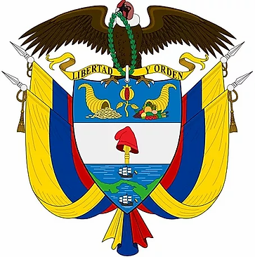 armoireries colombie