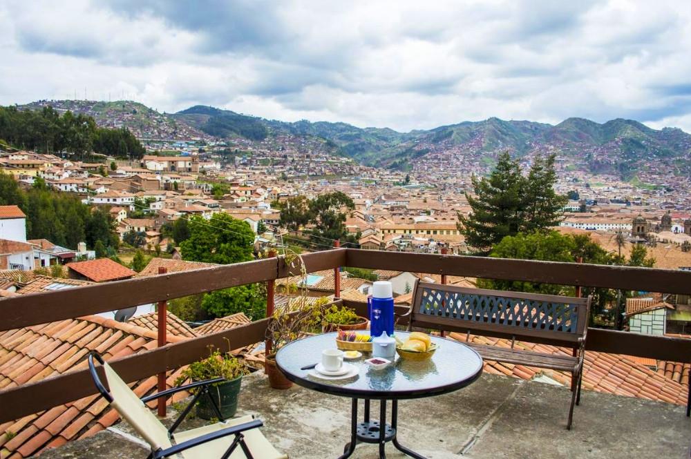 Cuzco hôtel machu picchu