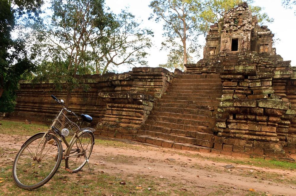 Angkor à vélo