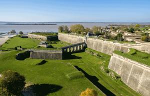 Citadelle de Blaye en France