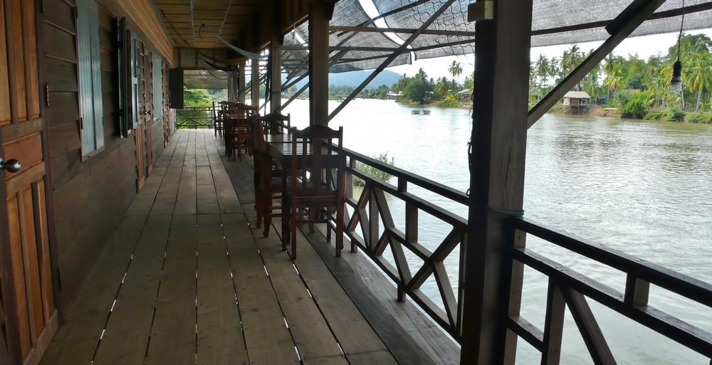 hotel Don Khon Laos