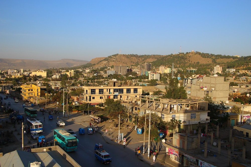 Mekele rue Ethiopie