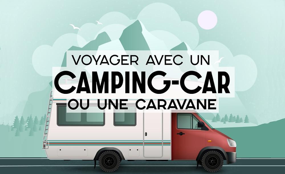 Préparer un Voyage en caravane