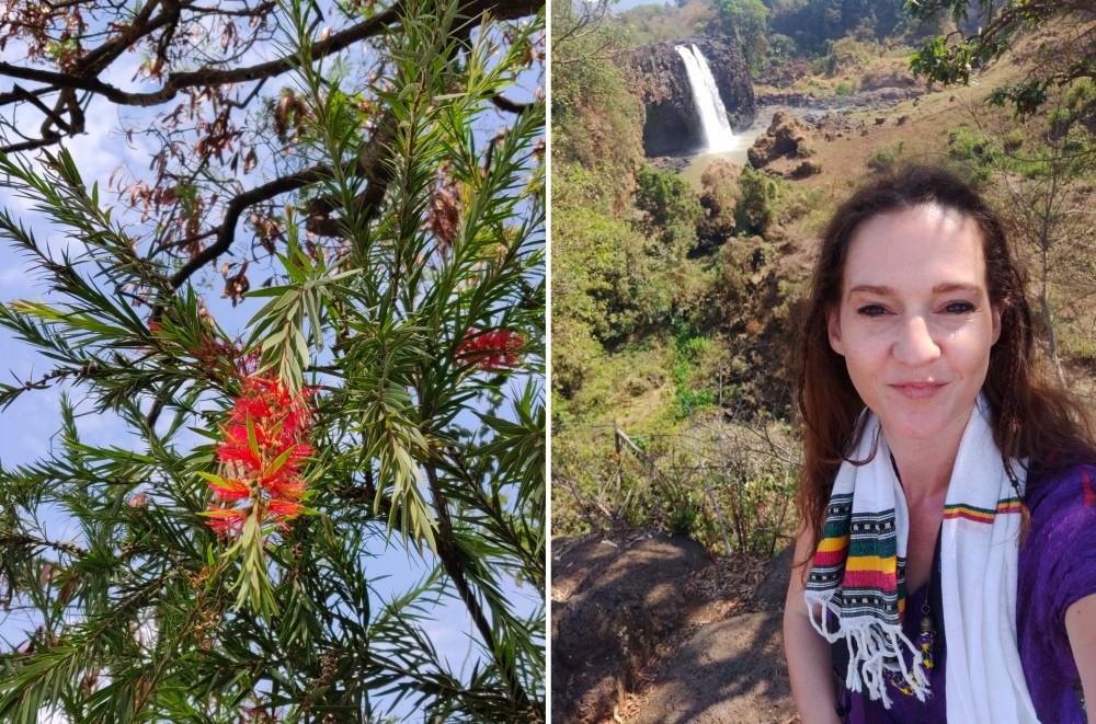 visite chutes du Nil Bleu en Ethiopie
