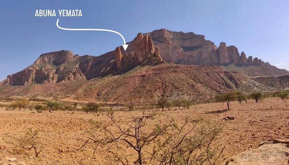 Abuna Yemata plan