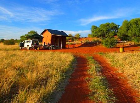 Mariental Kalahari Namibie