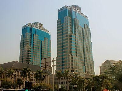 Jakarta escale itinéraire