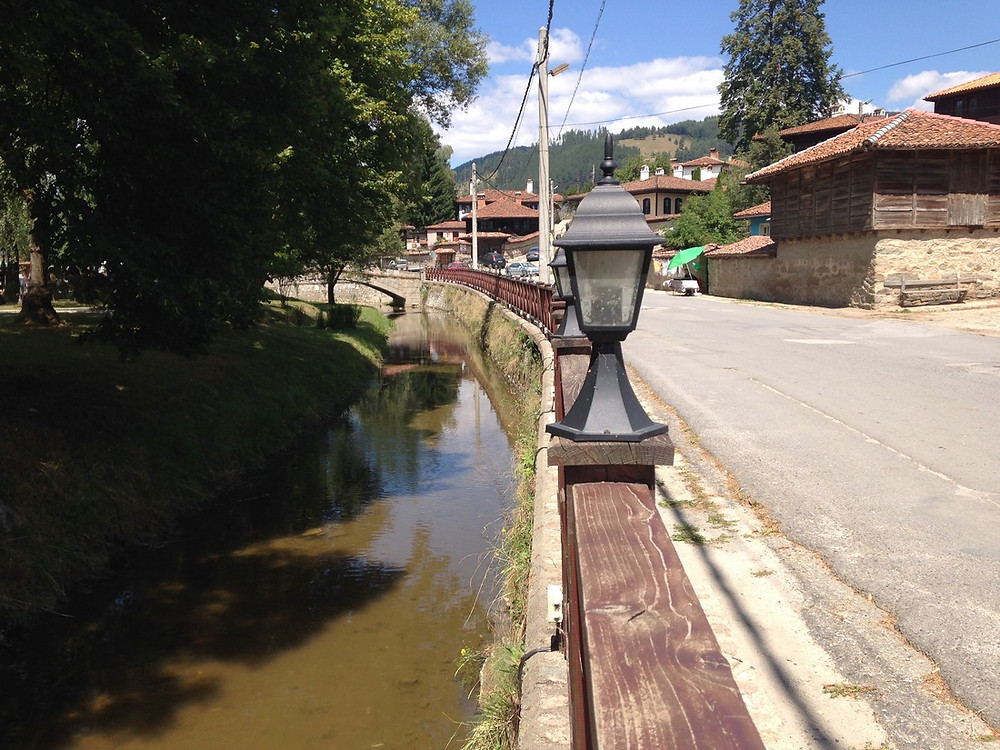 Koprivchtitsa en Bulgarie