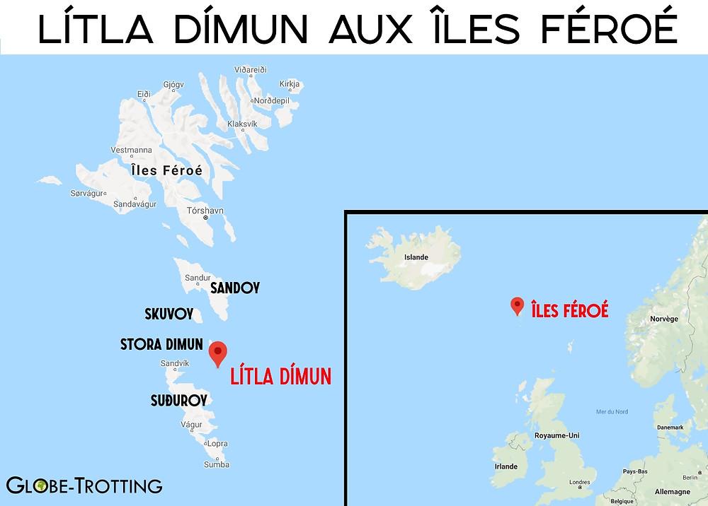 Carte Lítla Dímun