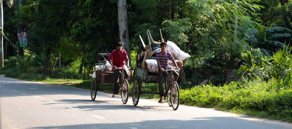 rues de Bodhgaya