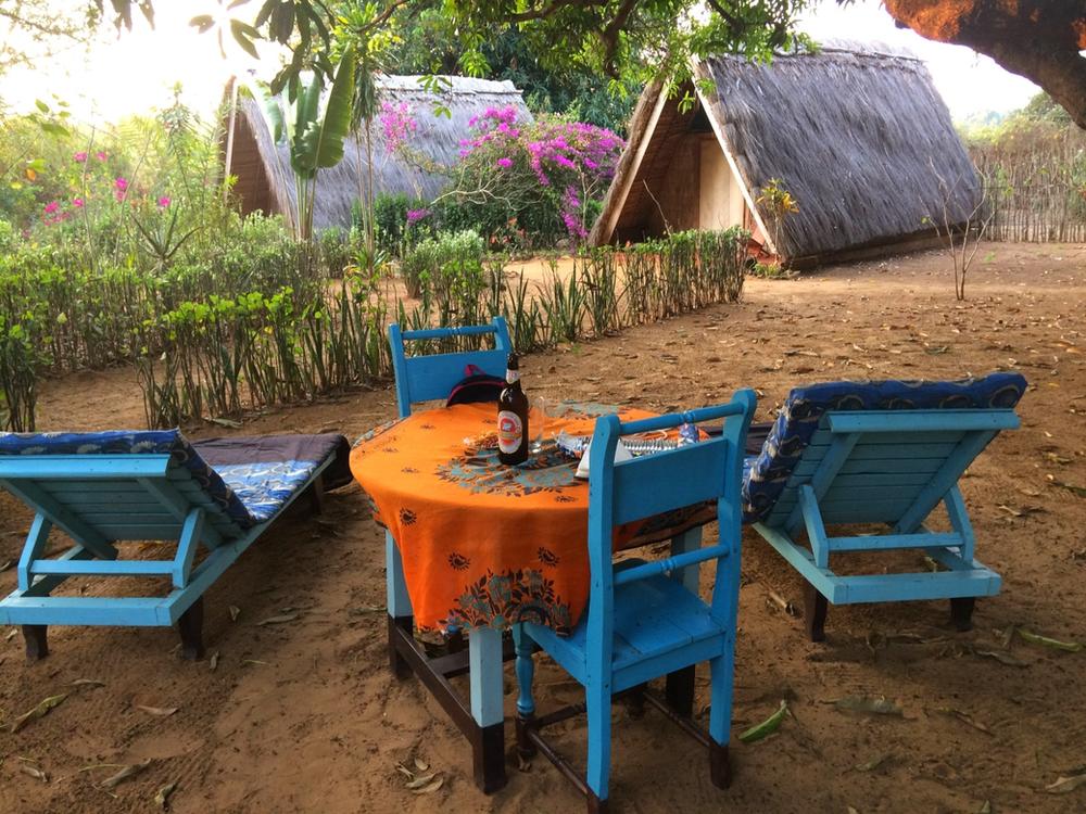 Tanankoay Où dormir Tsingy de Bemahara