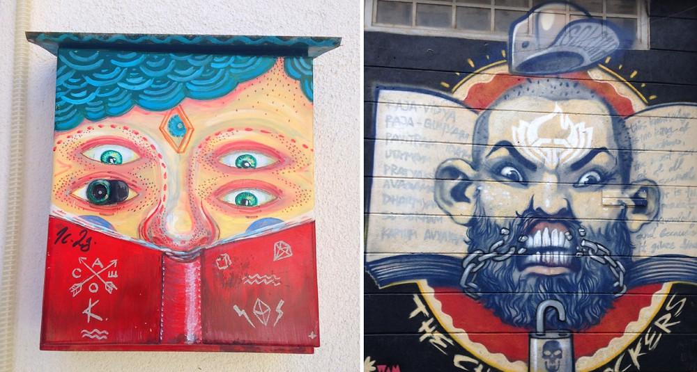 Street Art Plovidv